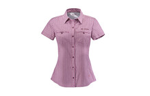 Vaude Women's Kungs Shirt purpure